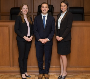 Photo of National Appellate Advocacy Team 2