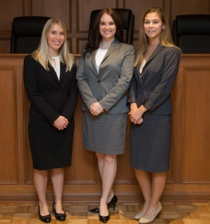 Photo of National Appellate Advocacy Team 1