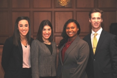 Photo of ABA Arbitration Team