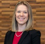 Duquesne Law alumna Kate Stoy