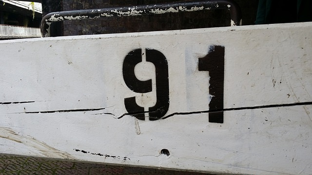 number 91 spray painted on wall, Pixabay