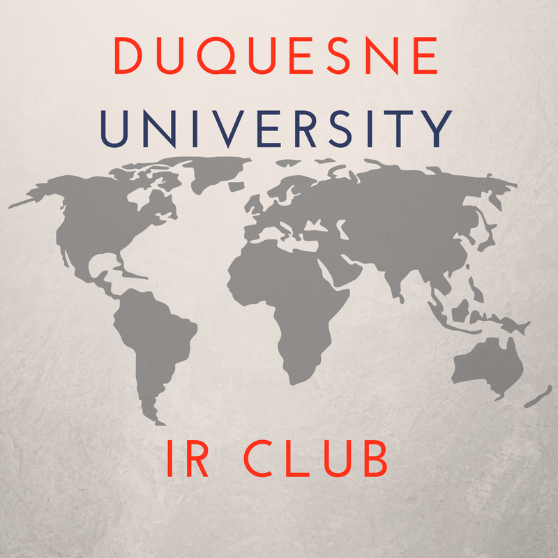 international relations club logo