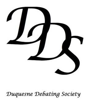 duquesne debating society logo