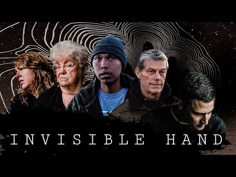 Invisible Hand Poster