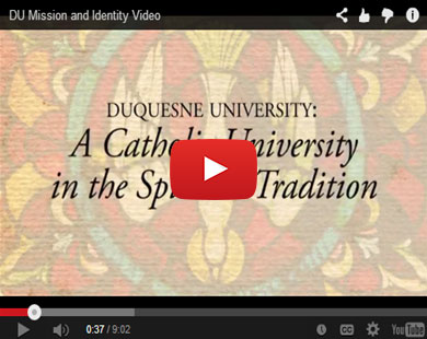 Discover DU: The Duquesne University Mission