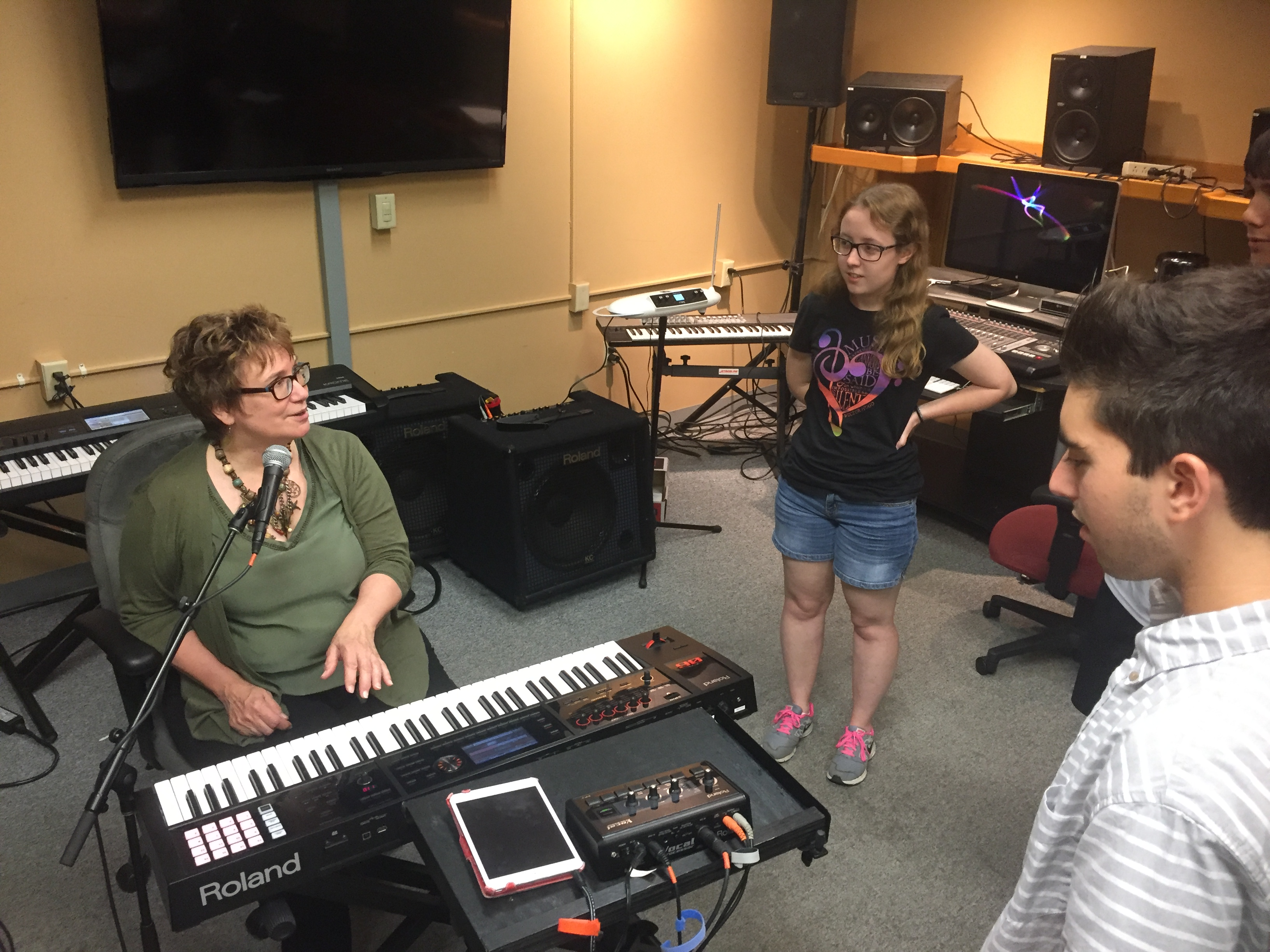 Music Technology at City Music Center