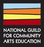 National Guild for Community Arts Education Logo