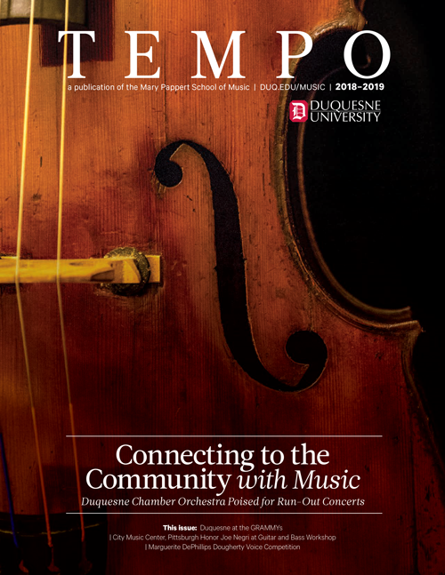 Cover of the 2018–2019 TEMPO Magazine