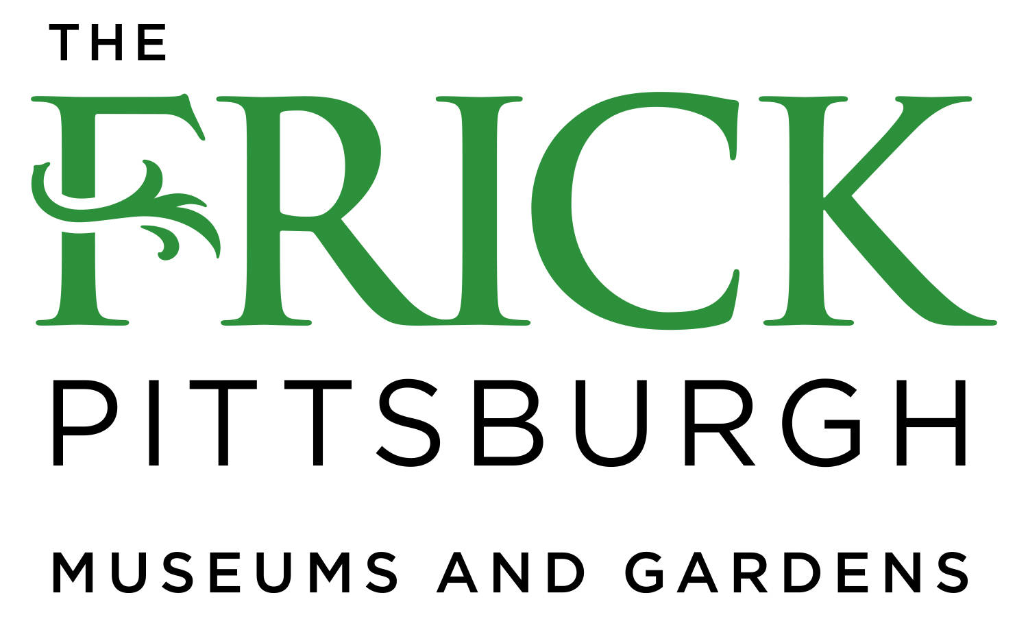 The Frick Pittsburgh logo