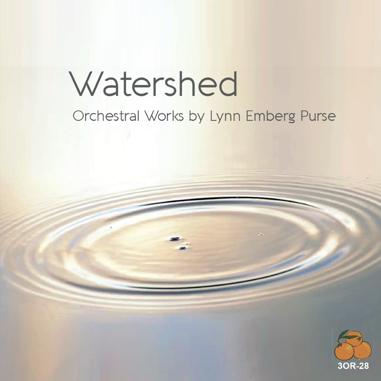 Watershed album cover