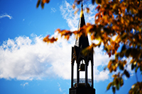 Duquesne Chapel bell tower