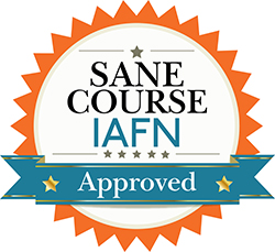 seal for IAFN-approved SANE Course