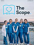 The Scope Srping 2021 cover
