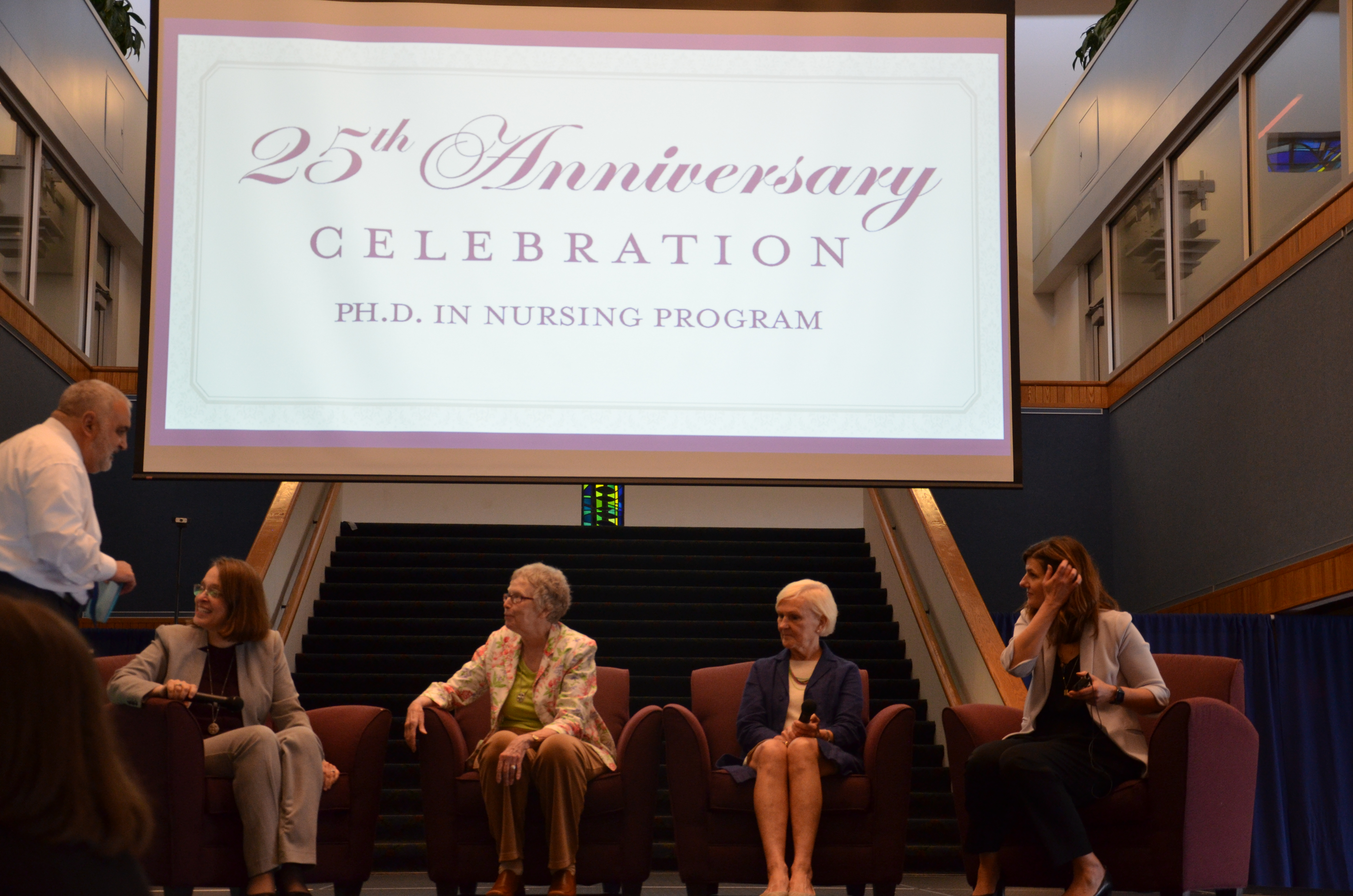 25th Anniversary of PhD Program Event Photos