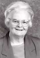 Photo of Sister Mary Jean Flaherty