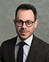 Photo of Dr. Eric Vogelstein