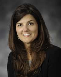 Faculty headshot of Dr. Alison Colbert