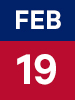 Graphic of February 19