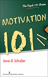 """Photo of the book cover """"Motivation 101"""""""