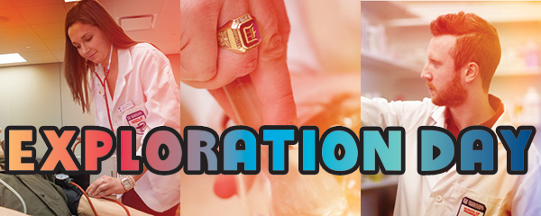 Pharmacy Exploration Day Header Image