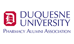 Duquesne University Mylan School of Pharmacy Alumni Association Logo