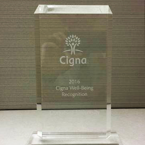 Cigna Well-Being Recognition Award