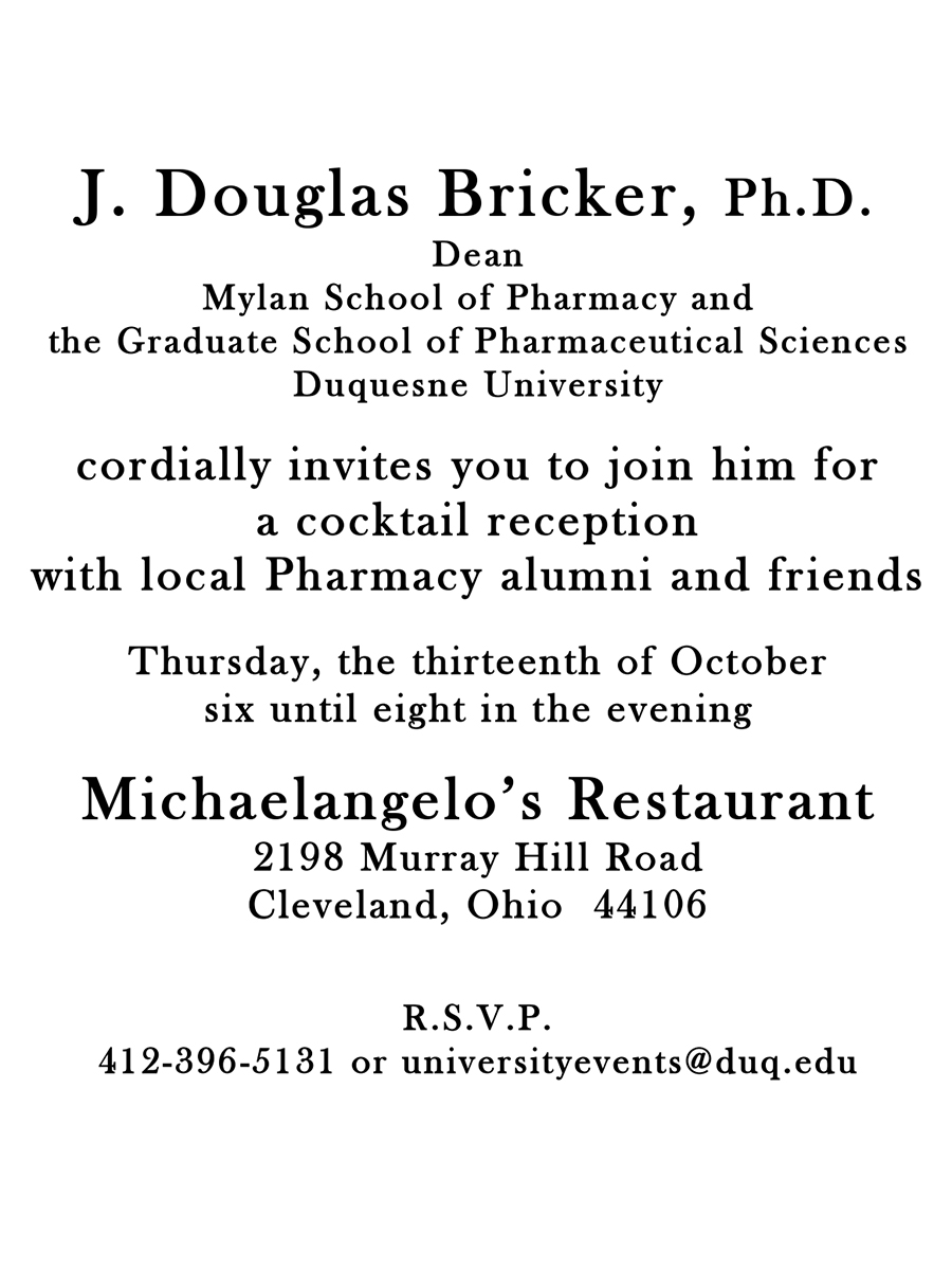 Bricker In Cleveland