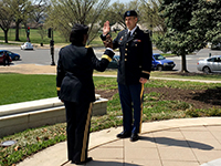 Jeffrey Neigh promoted to Colonel