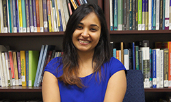 Duquesne University School of Pharmacy Teaching Assistant Khushbu Shah won the Graduate Student Award for Teaching Excellence from Duquesne University in 2016.