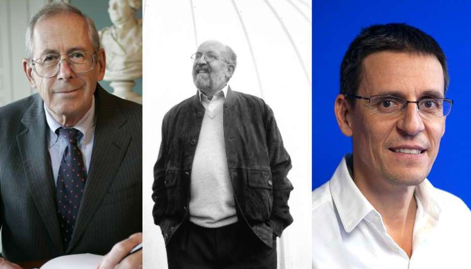 Peebles, Mayor, and Queloz 2019 Nobel Prize in Physics