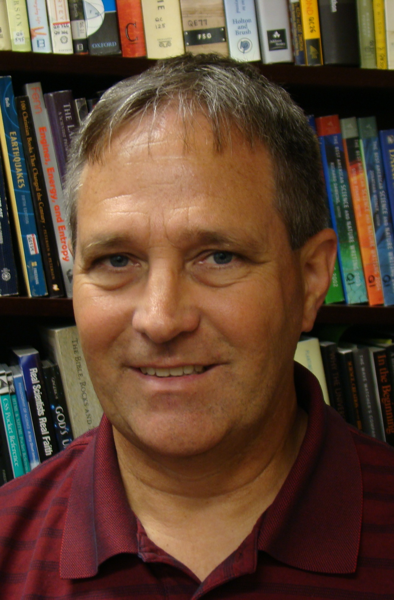 Assistant Professor, Director of Instructional Labs Dr. Michael Huster