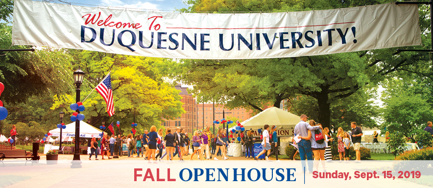 2019 Fall Open House
