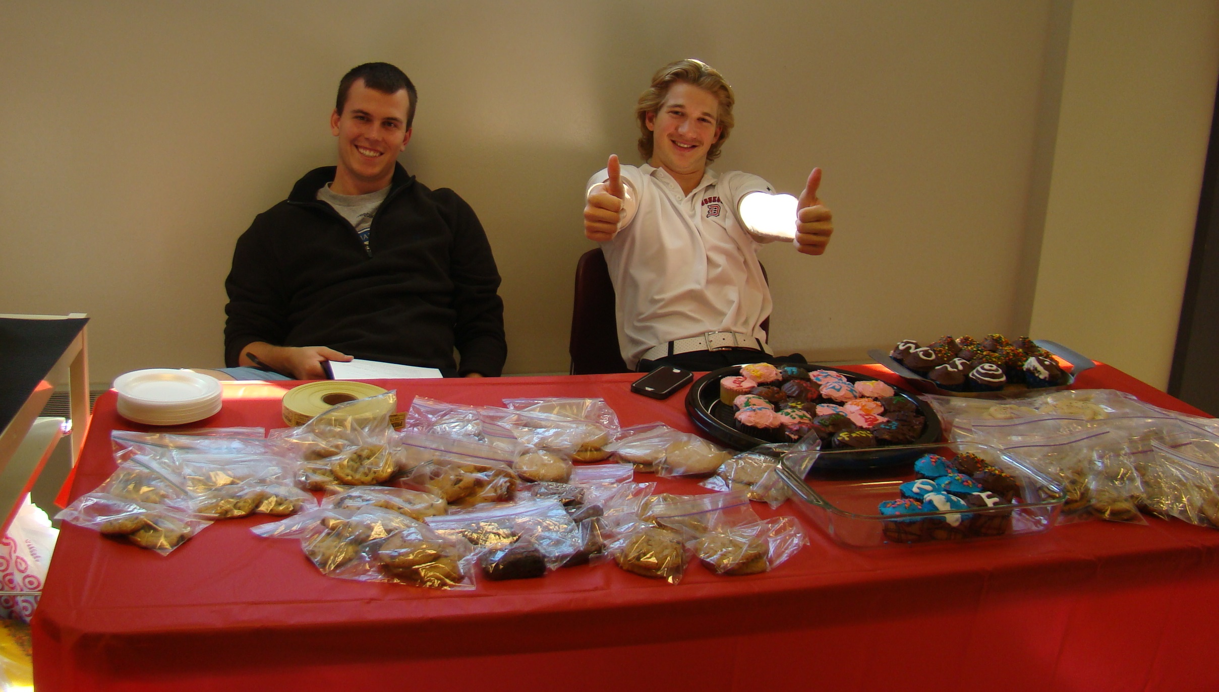 Fall 2013 Bake Sale