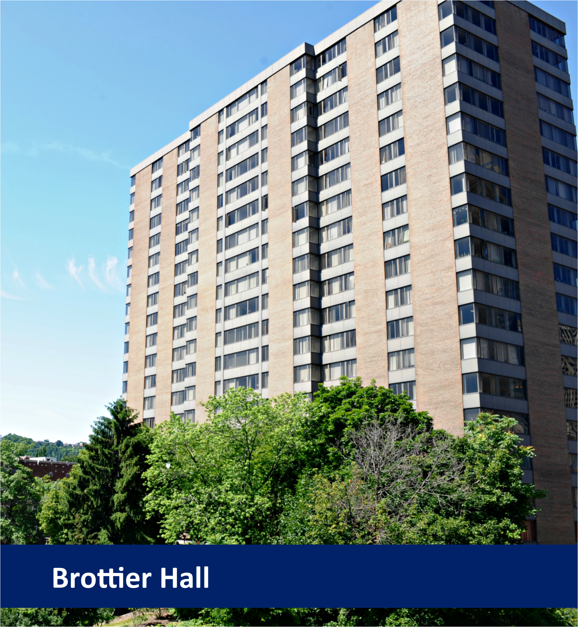 Brottier Hall