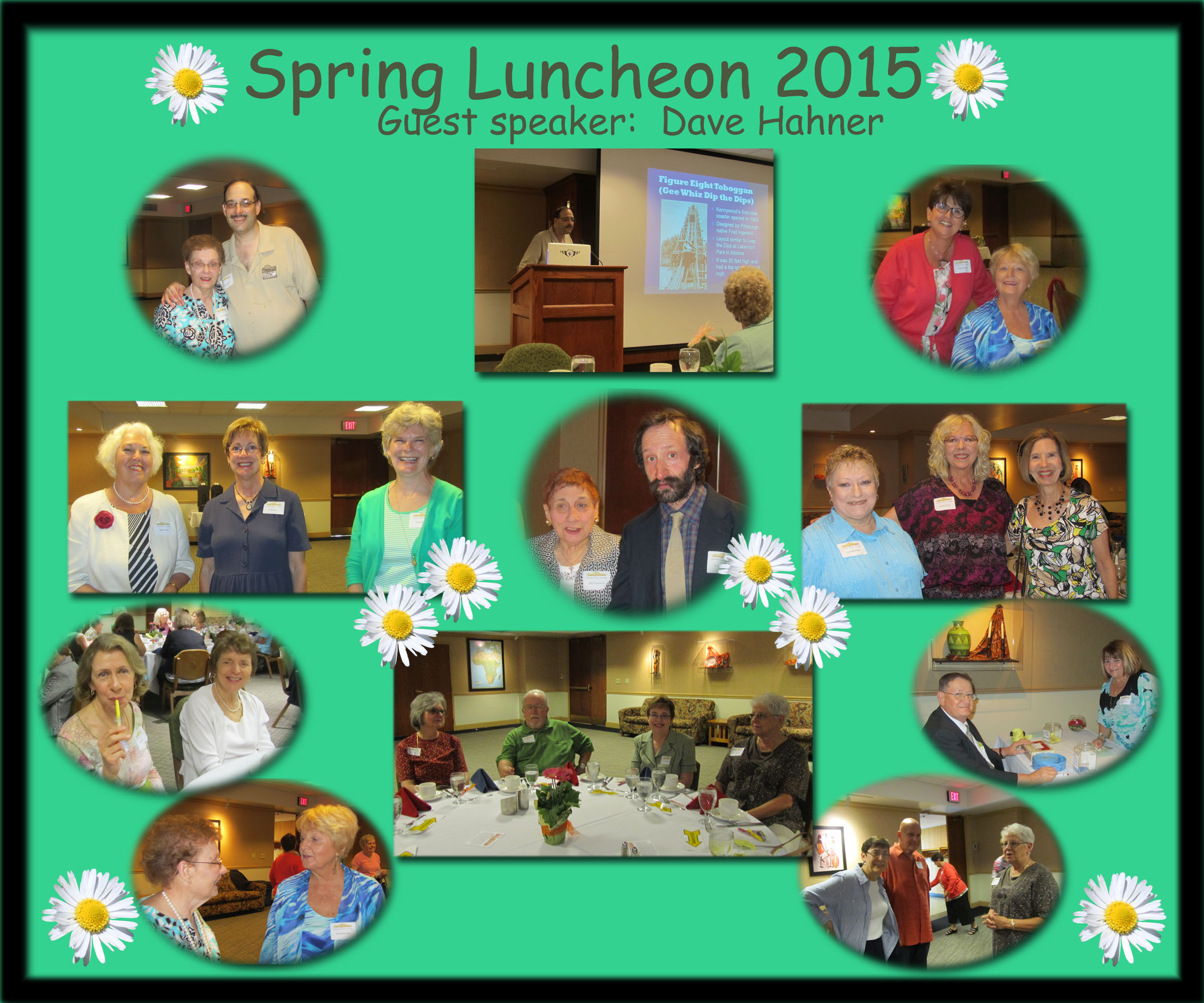 spring luncheon 2015