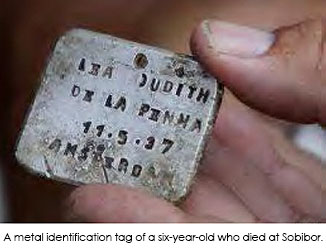 Photo of ID tag