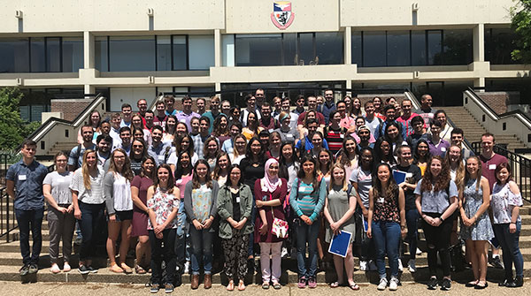 2018 Summer URP Students
