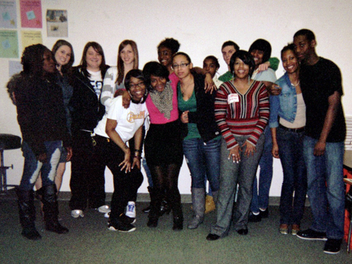 2011 marks the 2nd year Duquesne University has connected with the Sizemore Pipeline – Tomorrow's Urban Teachers who are high school students interested in becoming future teachers.