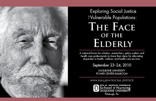 Face of the Elderly graphic