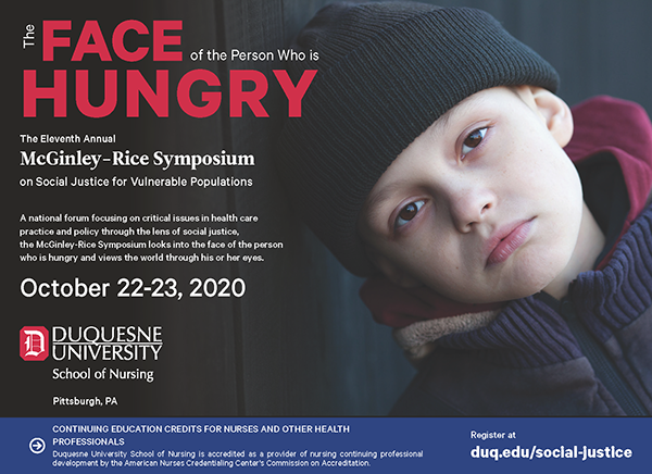 Promotional image for 11th Annual McGinley-Rice Symposium