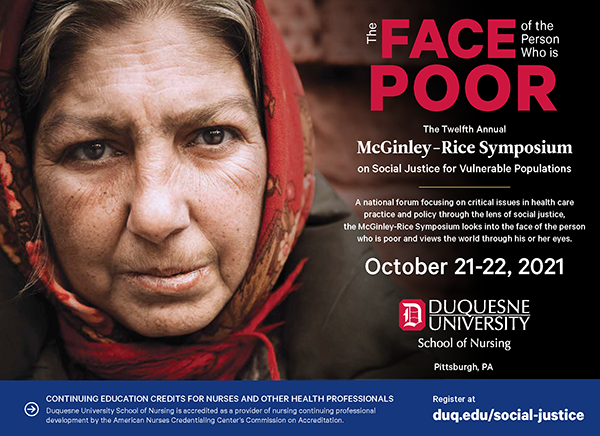 Promotional image for 12th Annual McGinley-Rice Symposium