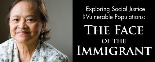 The Face of the Immigrant logo