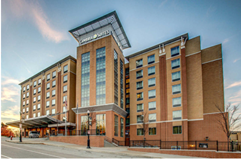 cambria hotel in downtown Pittsburgh