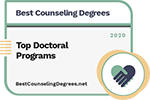 Best Counseling Degrees Top Doctoral Programs Badge