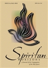 Picture of cover of Spiritan Horizons book