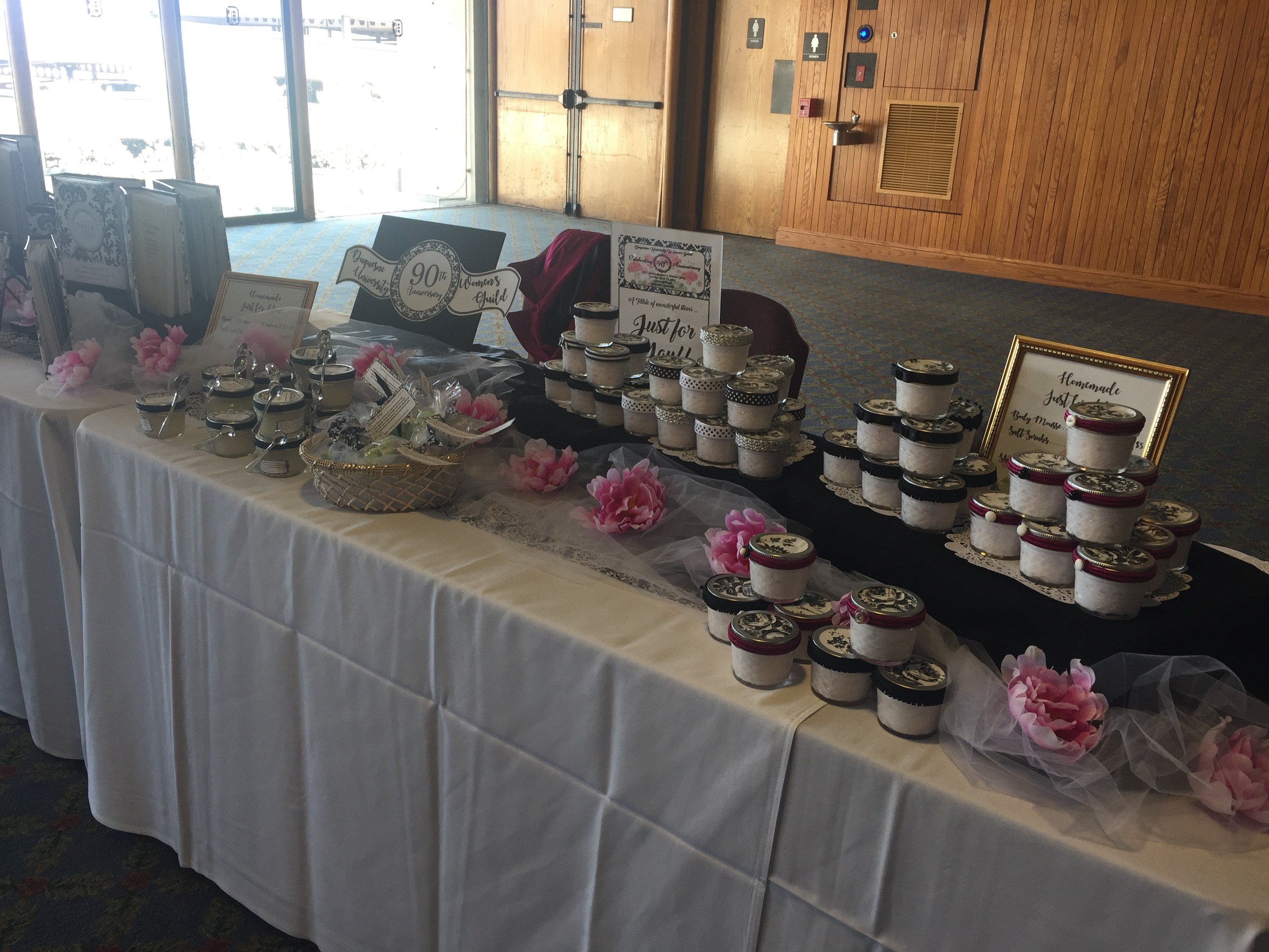 2018 Spring Luncheon and Fashion Show