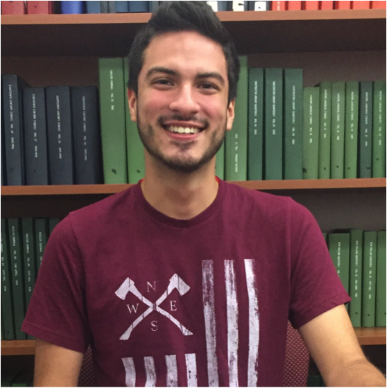 Kenneth Estrada, Graduate Writing Consultant